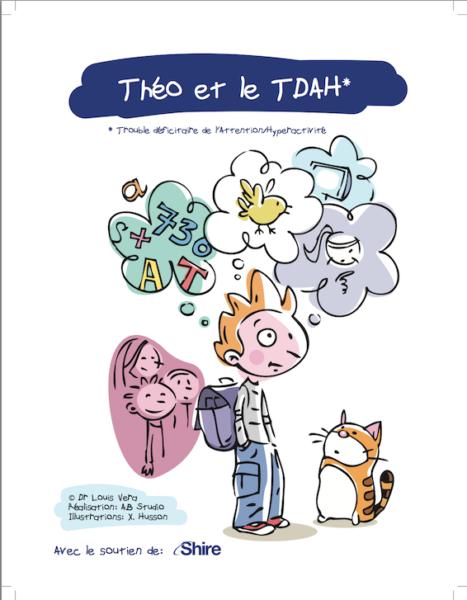 Théo TDAH sylvie tournon Grenoble