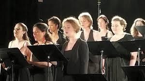 sylvie tournon chœurs Grenoble